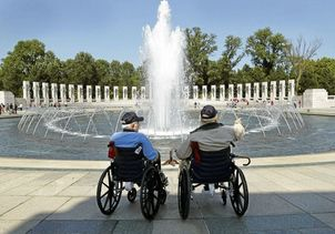 "The Michigan WWII Legacy Memorial began as Honor Flight Michigan in 2007, providing one day all-expense paid trips for WWII veterans to the National WWII Memorial •   After 33 flights  taking 1400 veterans, the waiting list was exhausted and the mission was accomplished in 2010. Filled with emotion and the idea ""We can do more"" the idea was conceived that after bringing Michigan to the Memorial, it was time to bring the Memorial to Michigan."